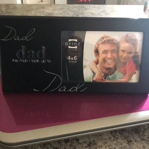 Other - Dad picture frame